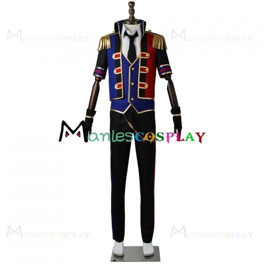 Iseya Shiki Costume For The Idolmaster SideM OP Reason Cosplay