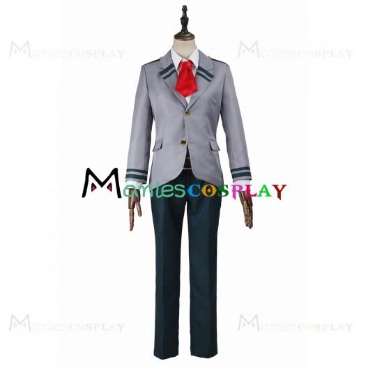 Izuku Midoriya Uniform For My Hero Academia Cosplay