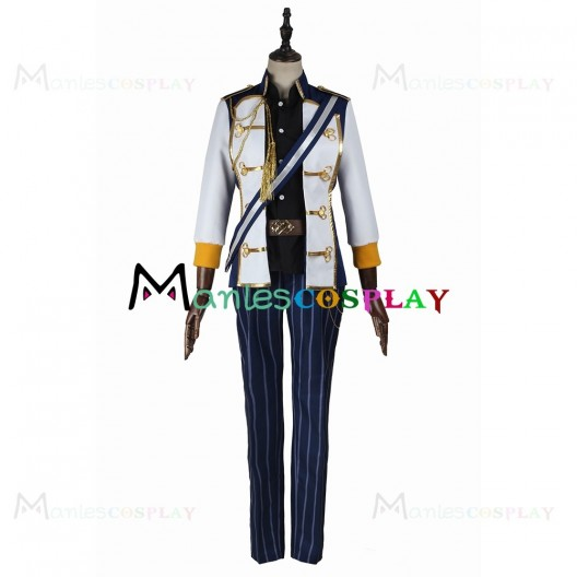 Izumi Sena Uniform For Ensemble Stars Knights Cosplay
