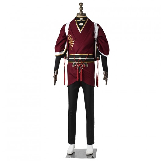 Izuminokami Kanesada Costume For Touken Ranbu Cosplay