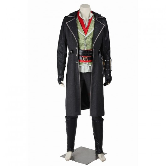 Jacob Frye Costume For Assassin's Creed Syndicate Cosplay
