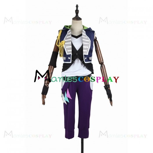 Kaneshiro Goushi Costume For B Project Ambitious Cosplay