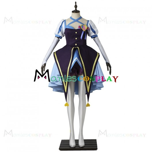 Kanzaki Ranko Cosplay Costume for The Idolmaster Cosplay