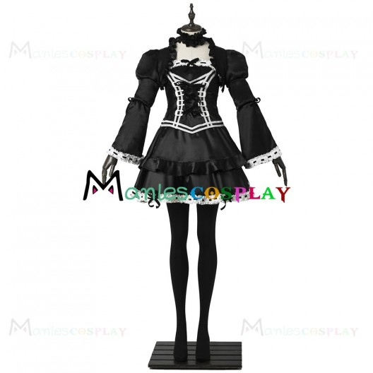 Kanzaki Ranko Costume for The Idolmaster  Cosplay