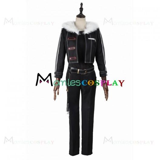 Kaoru Hakaze Costume For Touken Ranbu UNDEAD Cosplay