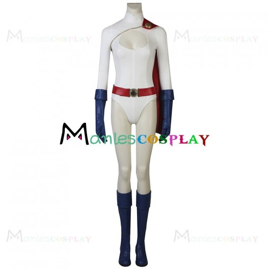 Kara Zor E Costume For Power Girl Cosplay
