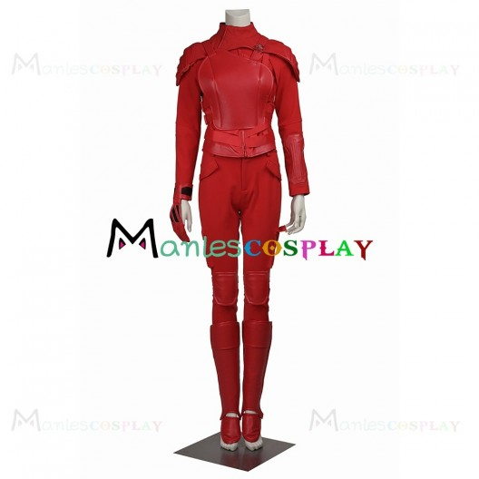 Katniss Everdeen Costume For The Hunger Games 3 Cosplay