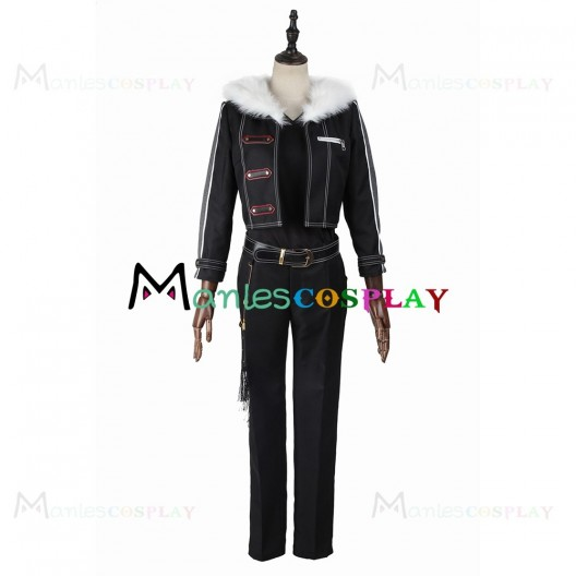 Koga Oogami Costume For Touken Ranbu UNDEAD Cosplay