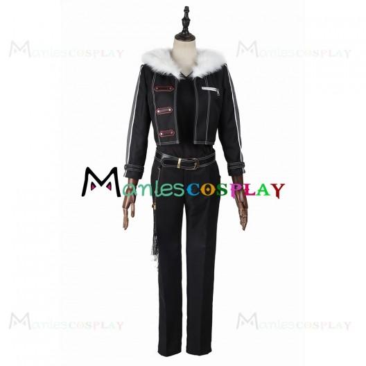 Koga Oogami Costume For Touken Ranbu UNDEAD Cosplay
