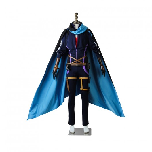 Koryuu Kagemitsu Costume For Touken Ranbu Cosplay