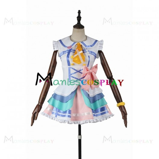 Kunikida Hanamaru Dress For LoveLive Sunshine Aqours Cosplay