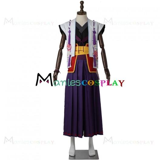 Kuro Kiryu Kimono For Ensemble Stars Cosplay
