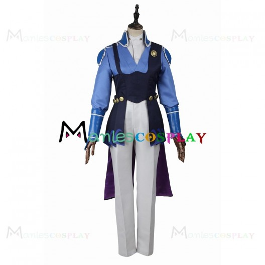 Kurusu Costume For Kabaneri of the Iron Fortress Cosplay