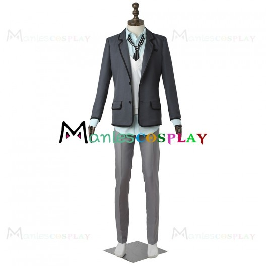 L Nomura School Uniform For MARGINAL 4 Cosplay