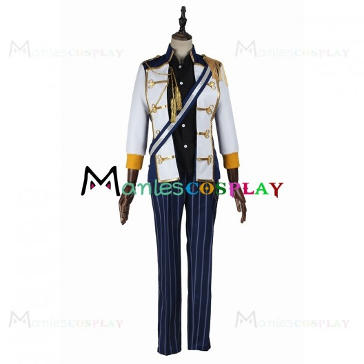 Leo Tsukinaga Uniform For Ensemble Stars Knights Cosplay