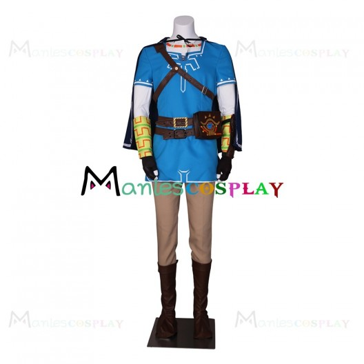 Link Uniform For The Legend of Zelda Cosplay