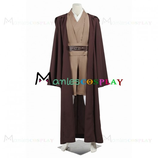 Mace Windu Costume For Star Wars Cosplay