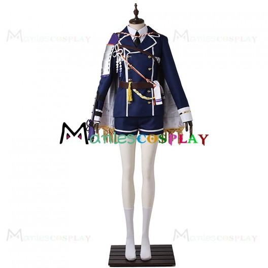 Maeda Toushirou Costume For Touken Ranbu Cosplay