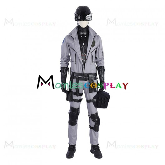 Male Hero No 2 Costume For Cyberpunk 2077 Cosplay