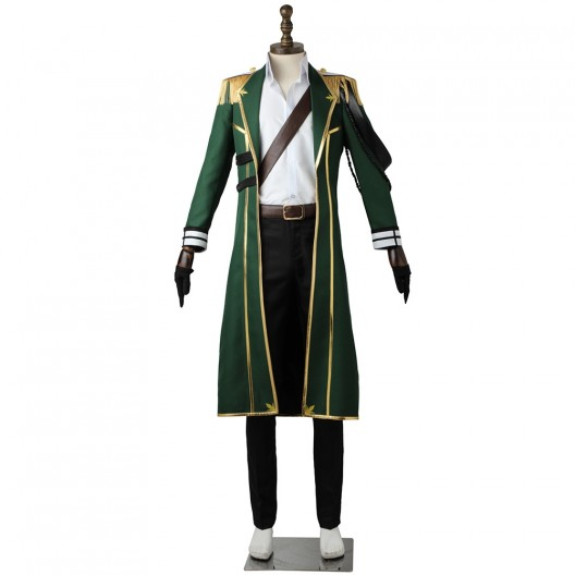 Mamoru Fujimura Costume For Tsukiuta Tsukipro The Animation Growth Cosplay