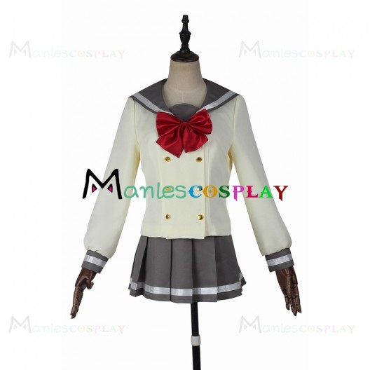 Mari Ohara Uniform For LoveLive Sunshine Cosplay
