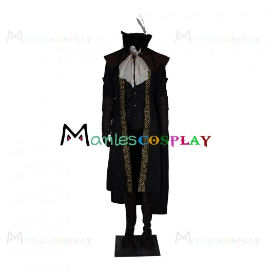 Maria Costume For Bloodborne Cosplay