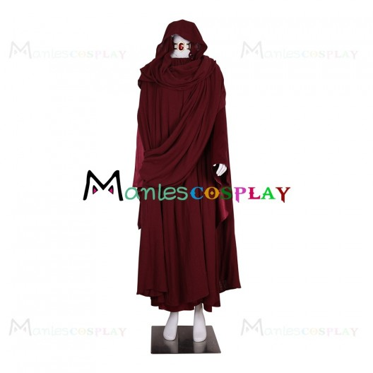 Melisandre Costume For Game of Thrones Cosplay