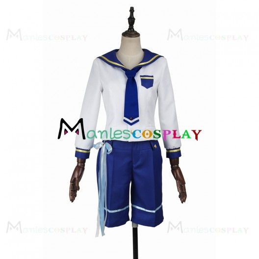 Mitsuru Tenma Costume For Ensemble Stars Rabits Cosplay