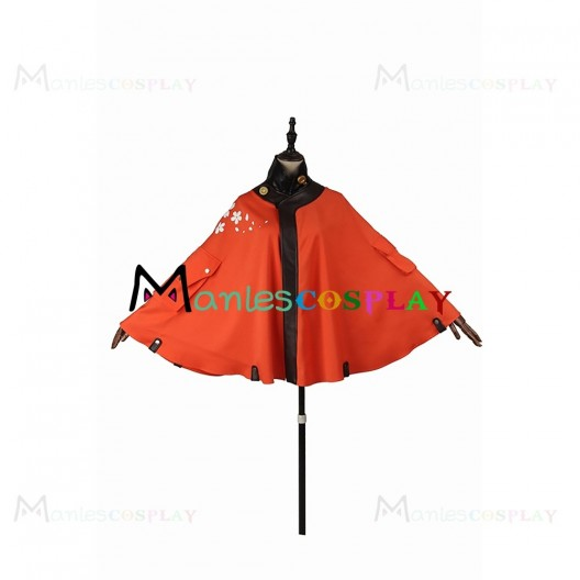 Mumei Cloak For Kabaneri of the Iron Fortress Cosplay