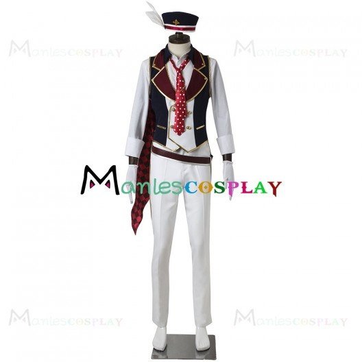 Nanase Riku Costume For Idolish7 RESTART POiNTER Cosplay