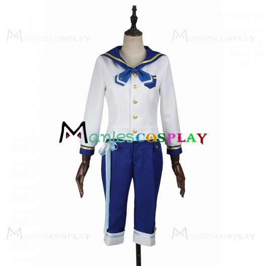 Nazuna Nito Costume For Ensemble Stars Rabits Cosplay