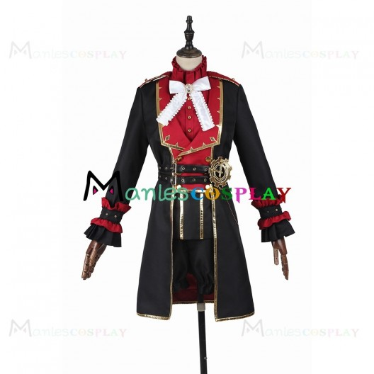 Nazuna Nito Costume For Ensemble Stars Valkyrie Cosplay