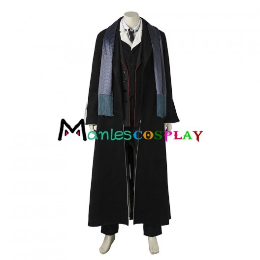 Percival Costume For Fantastic Beasts and Where to Find Them Cosplay