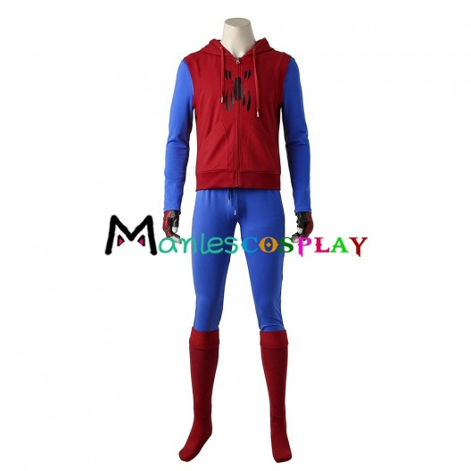 Spider Man Costume For Spider-Man Homecoming Cosplay