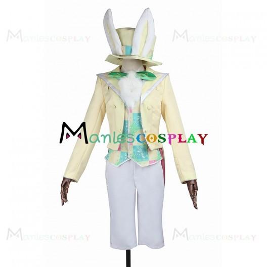 Rabbit Girl Costume For Disney Cosplay