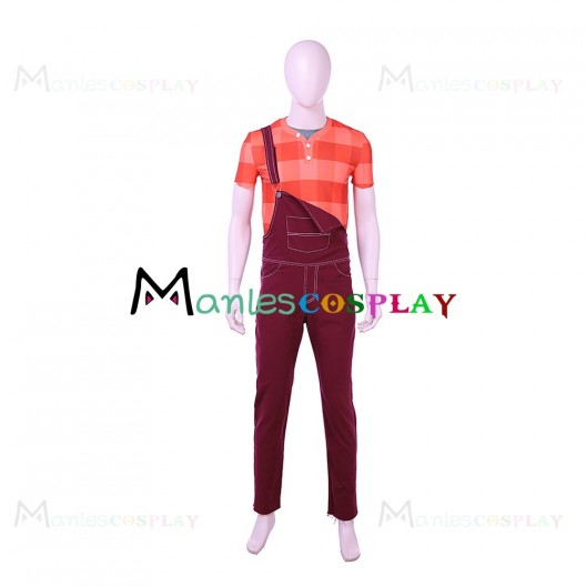 Ralph Costume For Wreck It Ralph 2 Cosplay