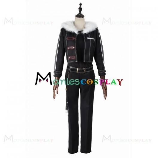 Rei Sakuma Costume For Touken Ranbu UNDEAD Cosplay