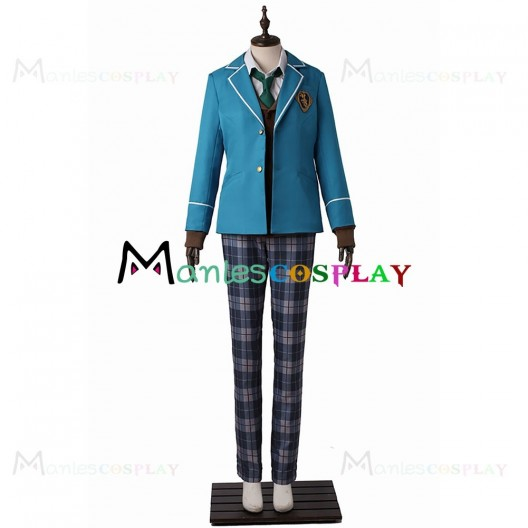Rei Sakuma School Boy Uniform For Ensemble Stars Cosplay