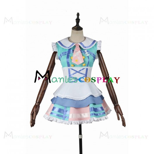 Riko Sakurauchi Dress For LoveLive Sunshine Aqours Cosplay