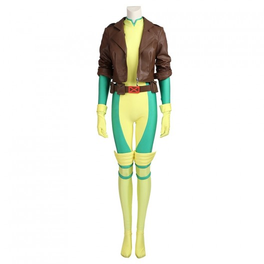 Rogue Anna Marie Costume For X-Men Apocalypse Cosplay