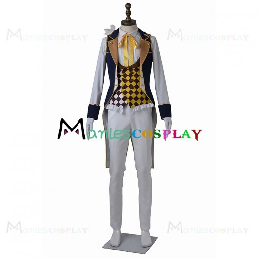 Rokuya Nagi Costume For Idolish7 RESTART POiNTER Cosplay