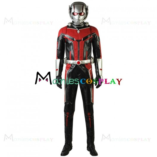 Scott Lang Costume For Ant Man and the Wasp Cosplay