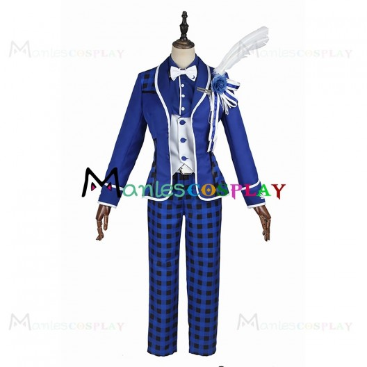 Sekimura Mikado Costume For B Project Ambitious MooNs Cosplay