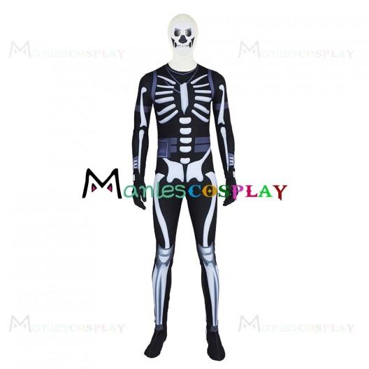 Skeleton Cavalry Costume For Fortnite Cosplay