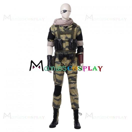 Snake Costume For Metal Gear Rising Revengeance Cosplay