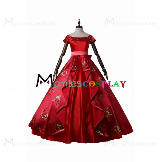 Sofia Princess Costume For Disney Prince and Princess Cosplay