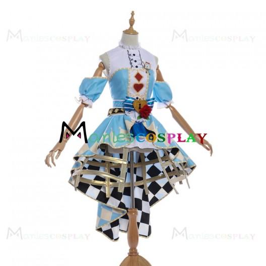 Sonoda Umi Blue Dress For LoveLive Sunshine Cosplay