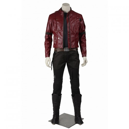 Star Lord Full Set Costume For Guardians of the Galaxy Cosplay