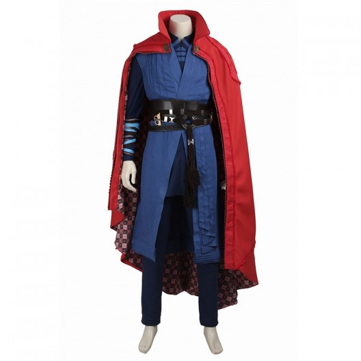 Stephen Strange Costume For Doctor Strange Cosplay