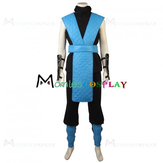 Sub Zero Costume For Mortal Kombat Cosplay